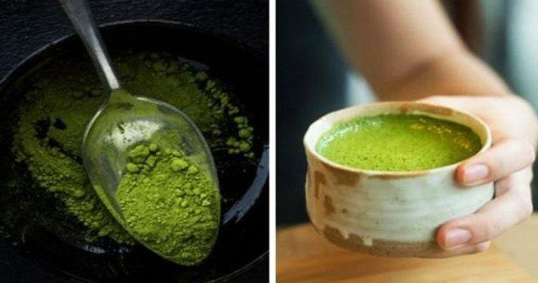 Τσάι Matcha: Καίει το λίπος 4 φορές πιο γρήγορα, προστατεύει από τον καρκίνο, αυξάνει την ενέργεια και αποβάλλει τις τοξίνες