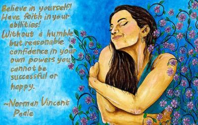 Αν δεν Αγαπήσεις τον Εαυτό σου Πρώτα, δεν πρόκειται να σε Αγαπήσει Κανένας