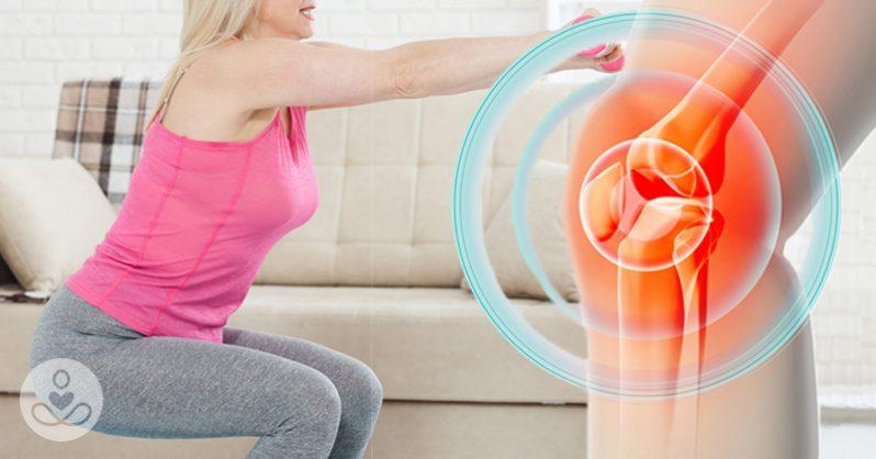 10 Ασκήσεις που θα σας Ανακουφίσουν από τα Συμπτώματα της Αρθρίτιδας!