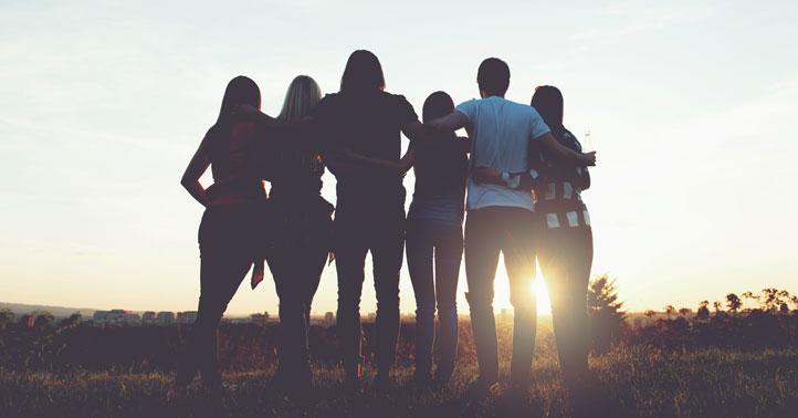 Nα συνυπάρχεις με άτομα που σε βοηθούν να γίνεις καλύτερος άνθρωπος
