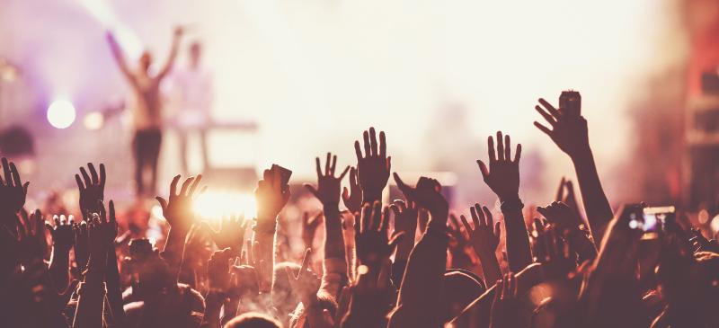 Πηγαίνετε σε Συναυλίες; Τότε θα Ζήσετε Περισσότερο, Σύμφωνα με Πρόσφατες Έρευνες.