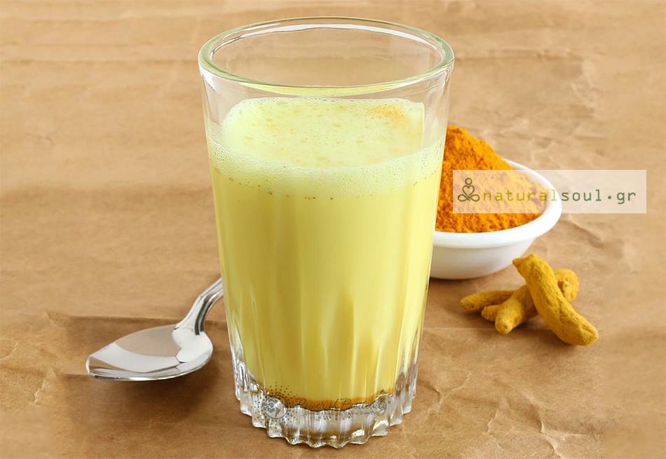 Χρυσό Ρόφημα Γάλακτος: 8 Οφέλη για που Προσφέρει πριν τον Ύπνο