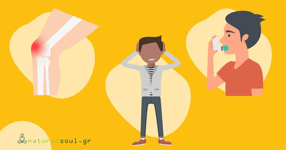 Ιχθυέλαιο: Καταπολεμά τον Χρόνιο Πόνο, το Άσθμα, την Κατάθλιψη κ.α.