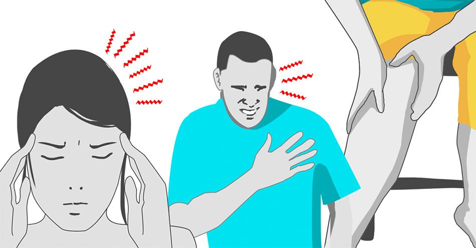 7 Συμπτώματα που Δεν Πρέπει να Αγνοήσουμε!