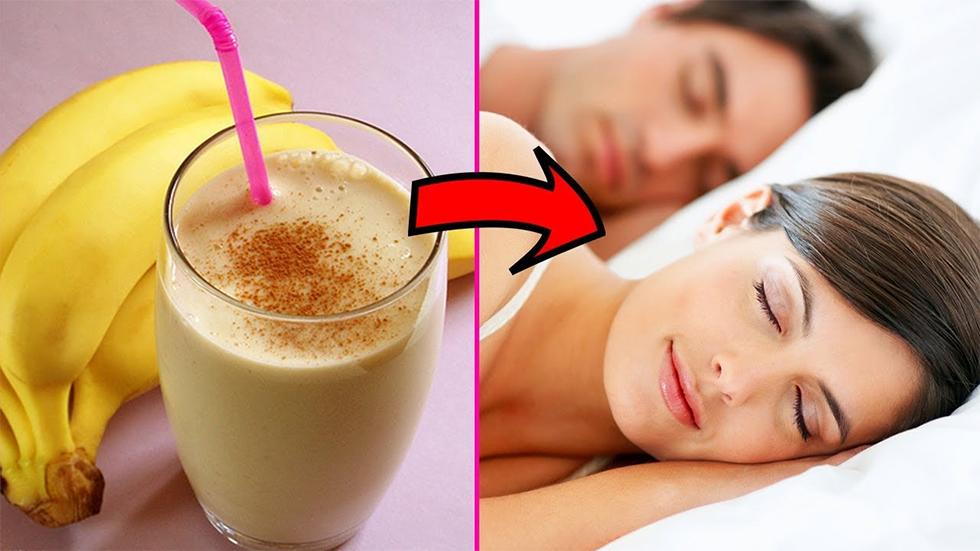 Μπανάνα και κανέλλα!Δείτε τι θα Συμβεί εάν Πιούμε Ρόφημα Μπανάνας με Κανέλα μια ώρα πριν τον Ύπνο!