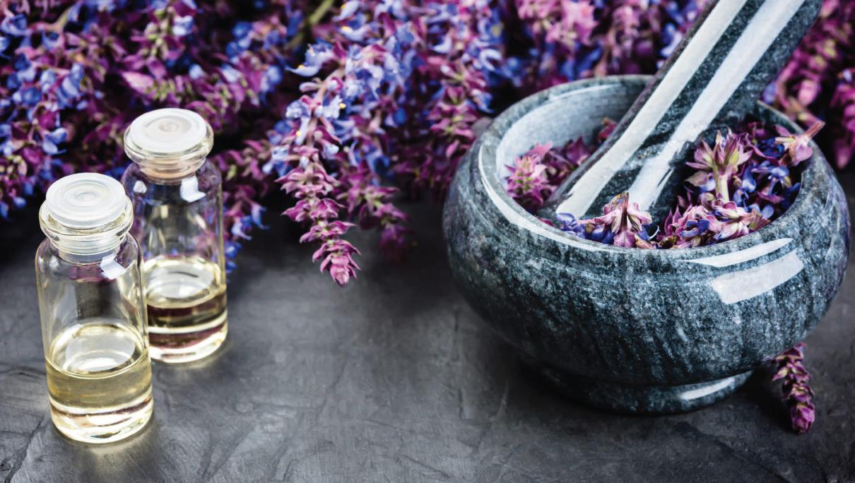 Οφέλη του αιθέριου ελαίου από Clary Sage για πόνους Εμμηνόρροιας, Ορμονική Ισορροπία και άλλα Θέματα Υγείας.