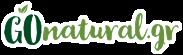 Το λογότυπο του gonatural.gr με διαφάνεια
