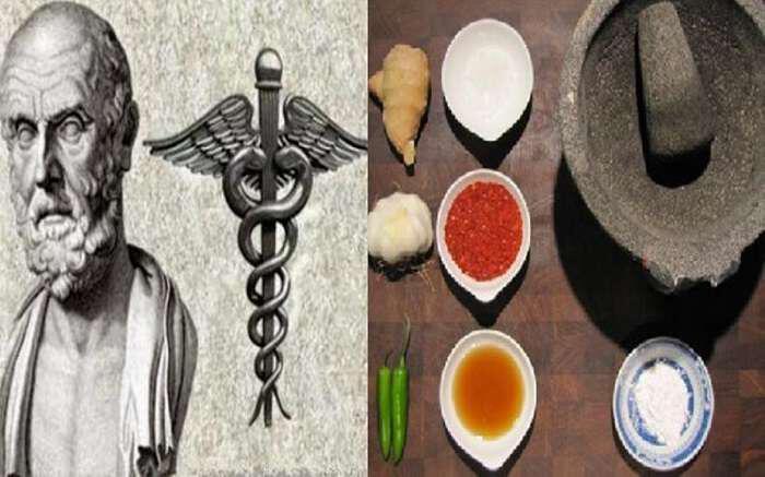 Γλυκά, Πικρά, Αλμυρά, Ξινά: Προσεγγίζοντας την Ιπποκράτεια θεωρία των 4 γεύσεων